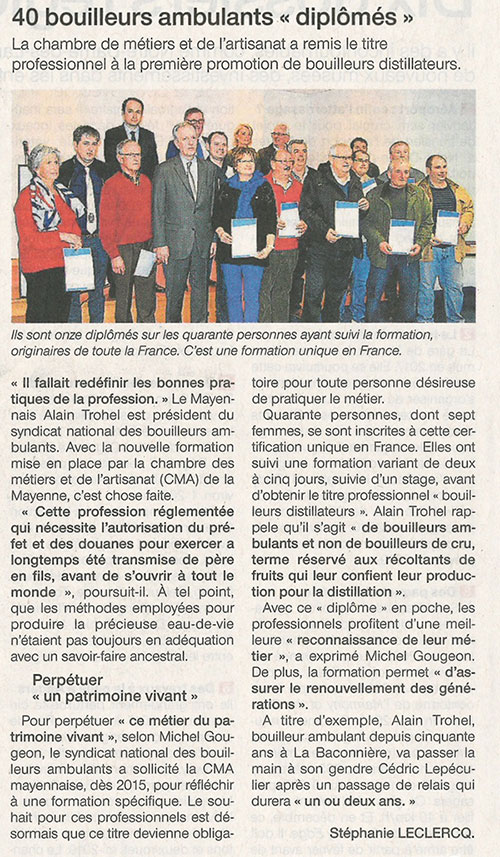 article of cma